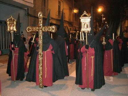 cruz guia y faroles nazarenos
