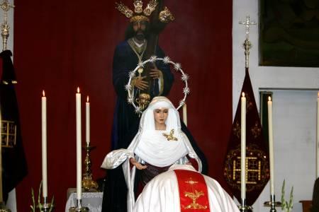 nazareno y maria santisima de la caridad