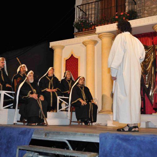 jesus ante el sanedrin-min