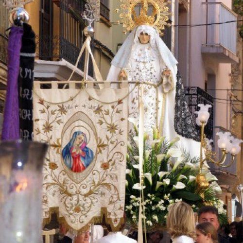 procesion encuentro